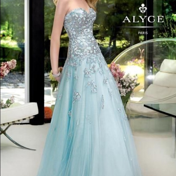 Alyce Paris 2013 Ball Gown Prom Dress | Poshmark